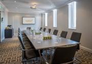Maldron Hotel Dublin Airport 747 Boardroom meeting room
