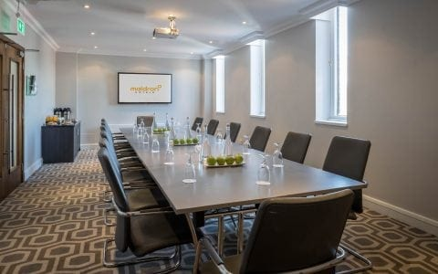 Maldron Hotel Dublin Airport 747 Boardroom meeting room