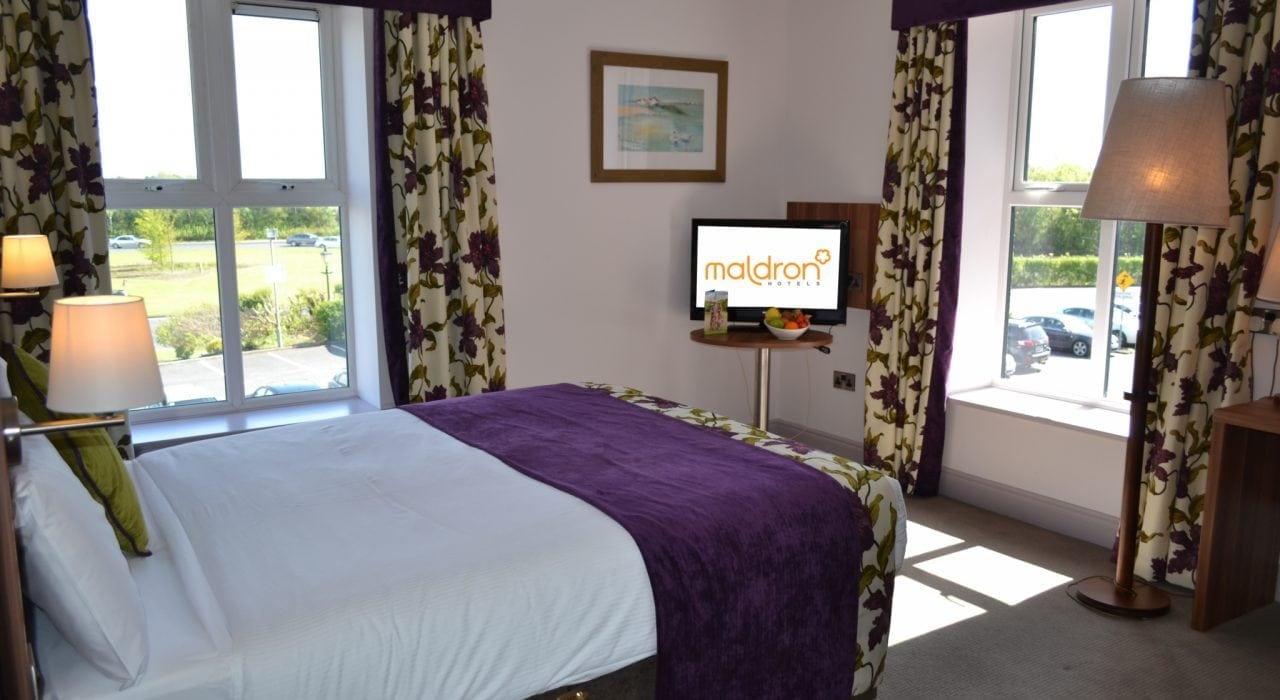Maldron Hotel Oranmore Galway Double Room
