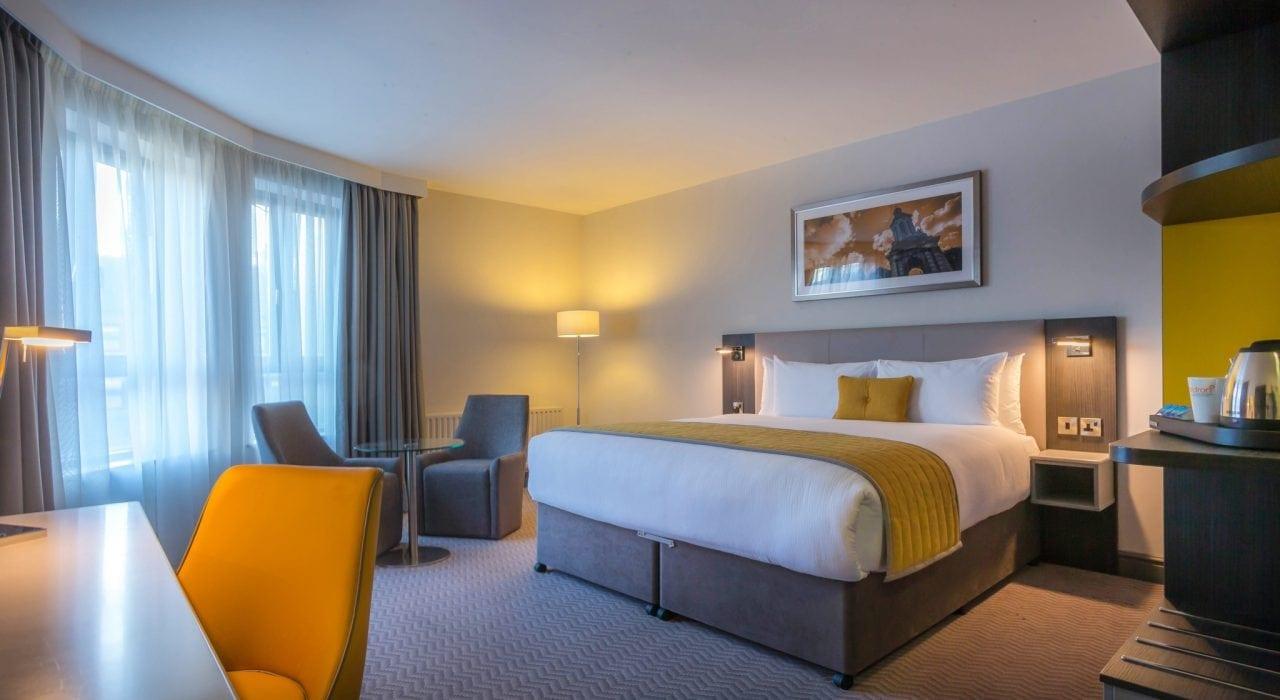 Maldron Hotel Pearse Street Dublin Executive King Room
