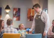 family-dining-in-Maldron-Hotel-Belfast-International-Airport-restaurant