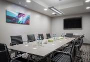 Boardroom meeting in Maldron Hotel Pearse Street Dublin Samuel Beckett Suite
