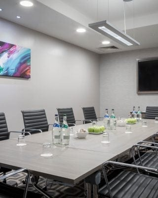 Maldron Hotel Pearse Street Dublin Boardroom For Meetings