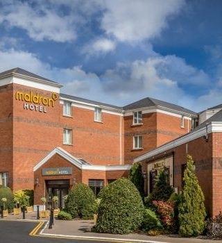 Maldron Hotel Newlands Cross Exterior