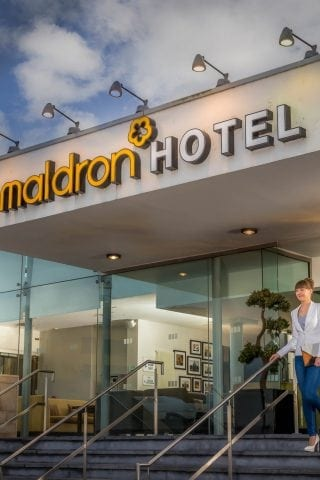 Maldron Hotel Dublin Airport Entrance