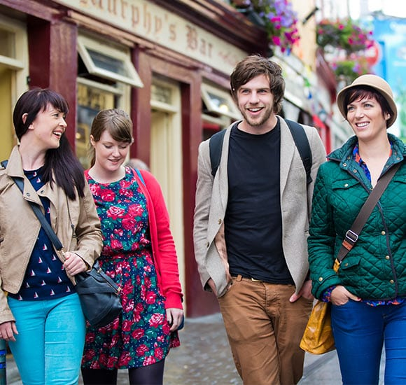 Group Holiday in Galway
