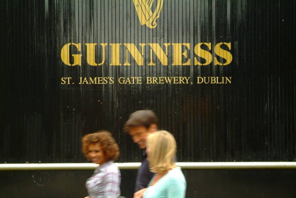 guinness brewery ireland