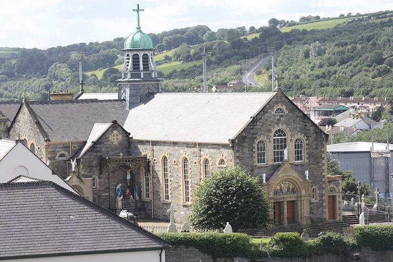 long tower church derry