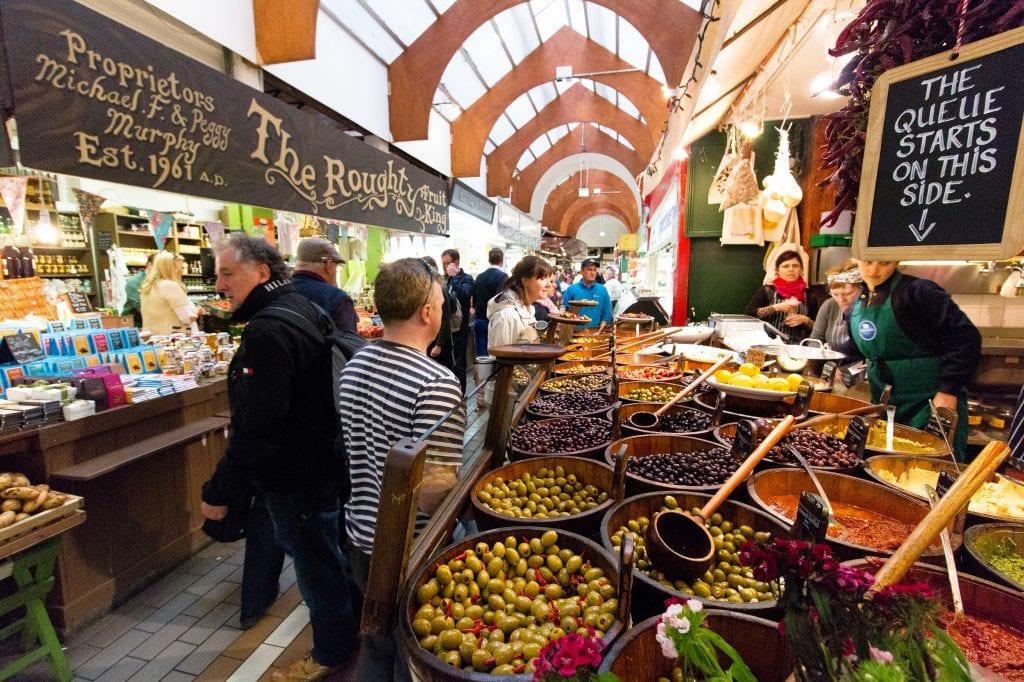 Cork Food Market
