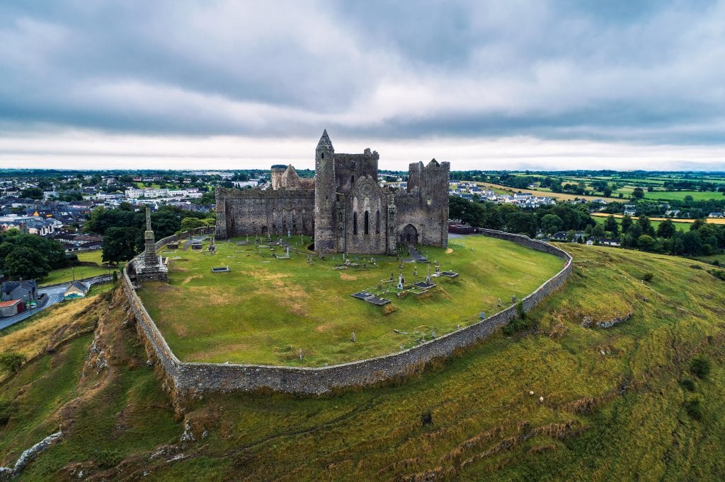 ireland's ancient east route