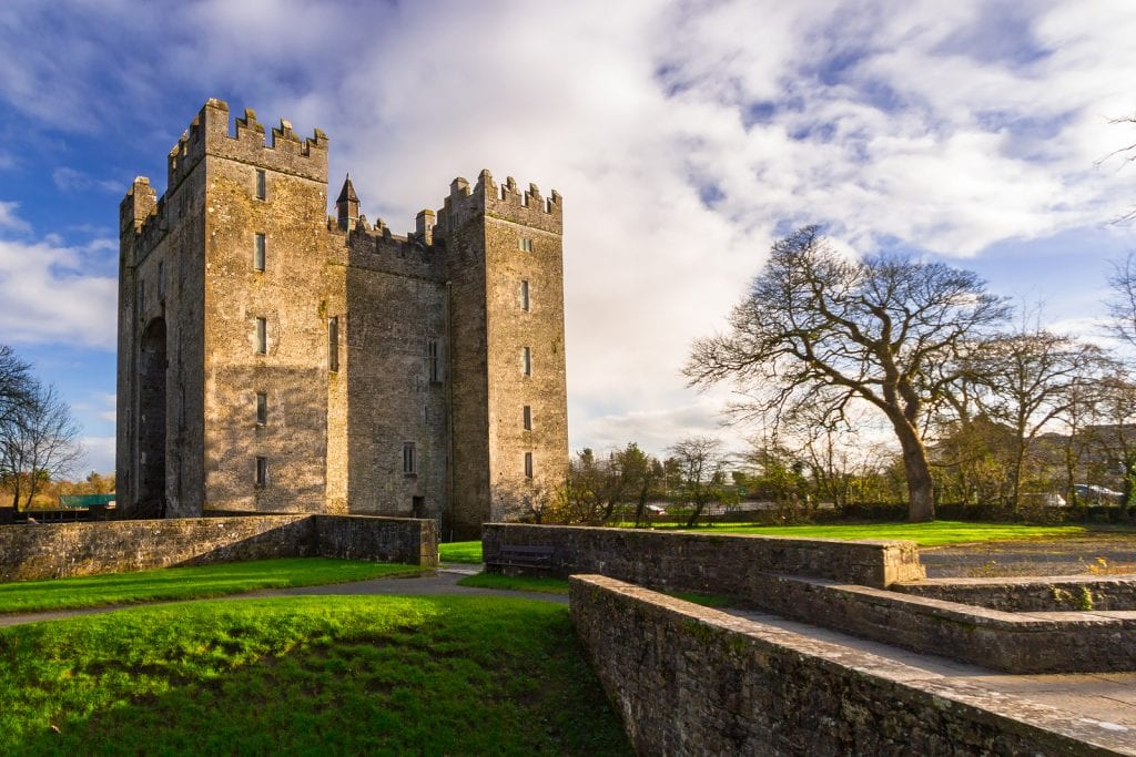 what to see around limerick