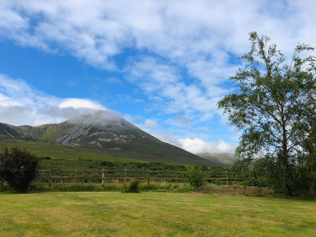 galway to croagh patrick