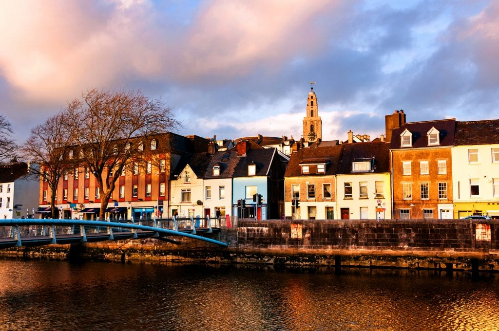 tours of cork city