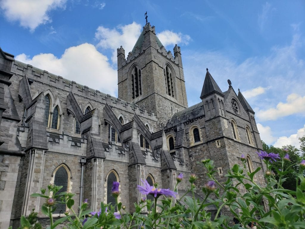 christ church cathedral dublin historychrist church cathedral dublin history