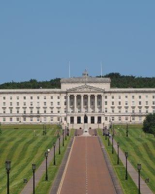 Stormond House Belfast Parliament