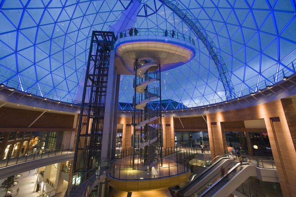 Victoria Square Dome, Belfast