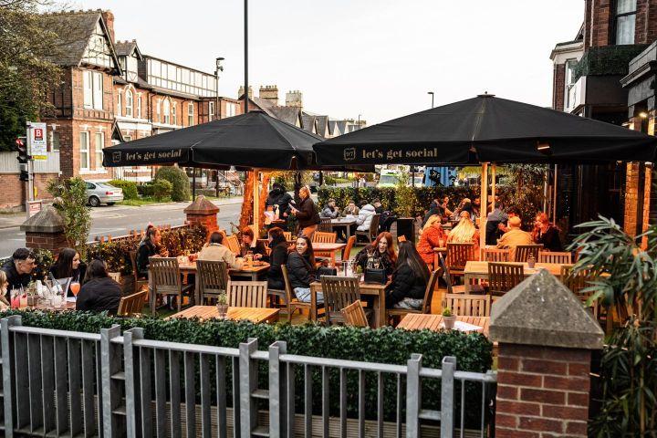 97 Social Restaurant in Newcastle