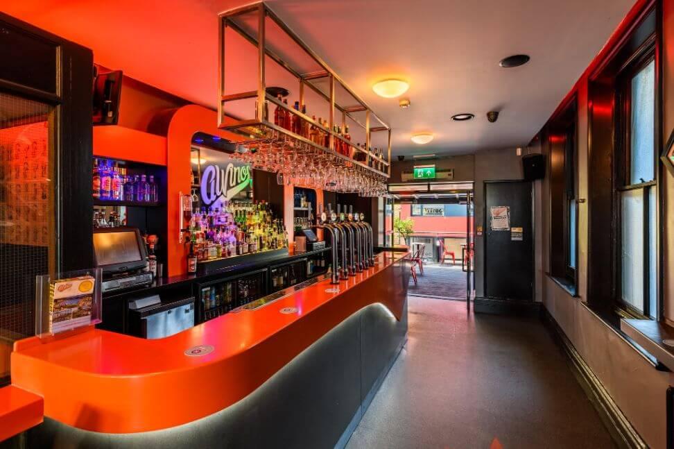 Alvinos Bar Newcastle