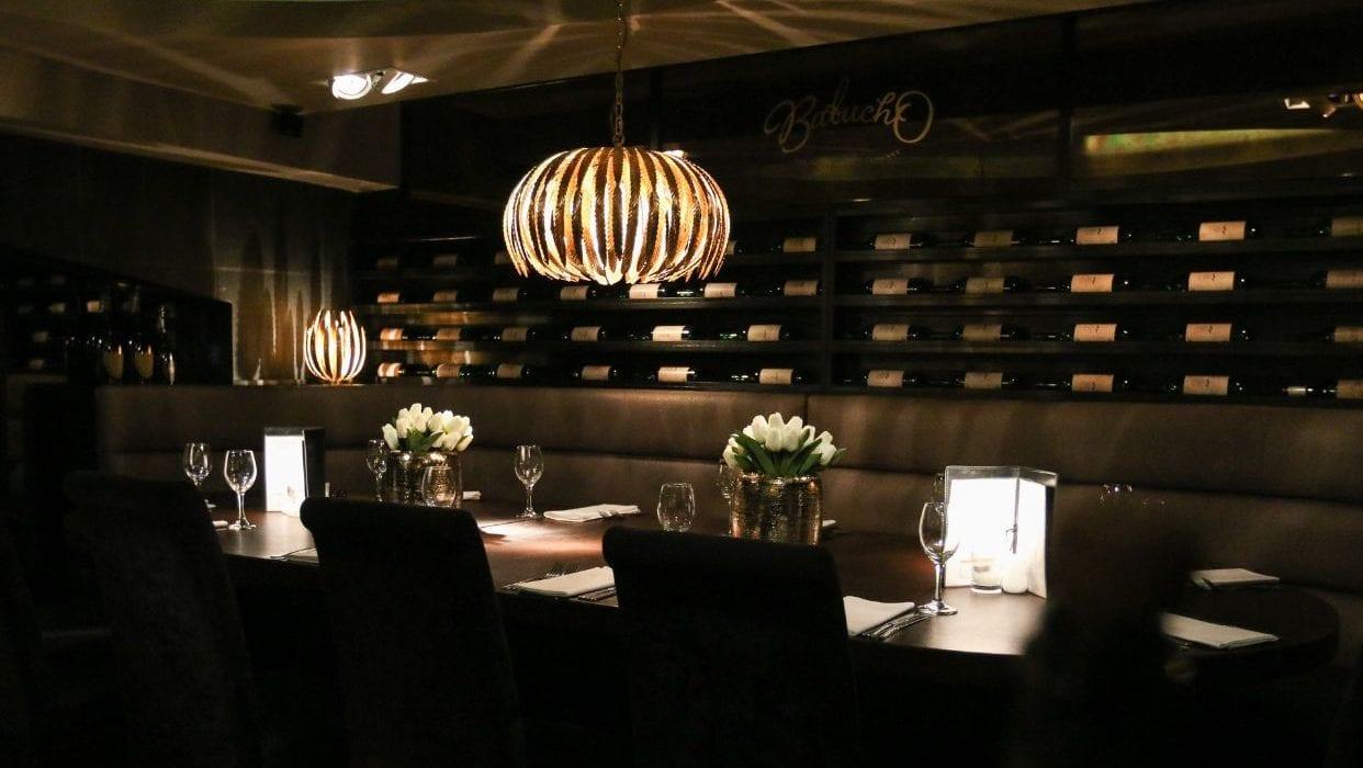 Babucho Restaurant Newcastle