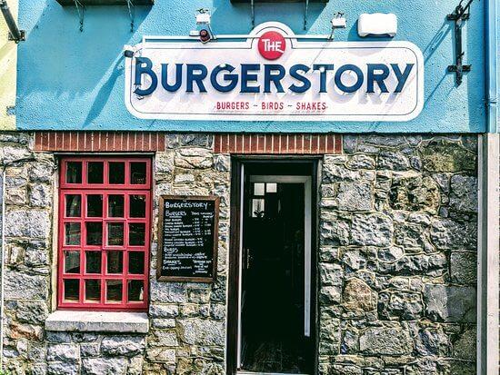 BurgerStory Galway