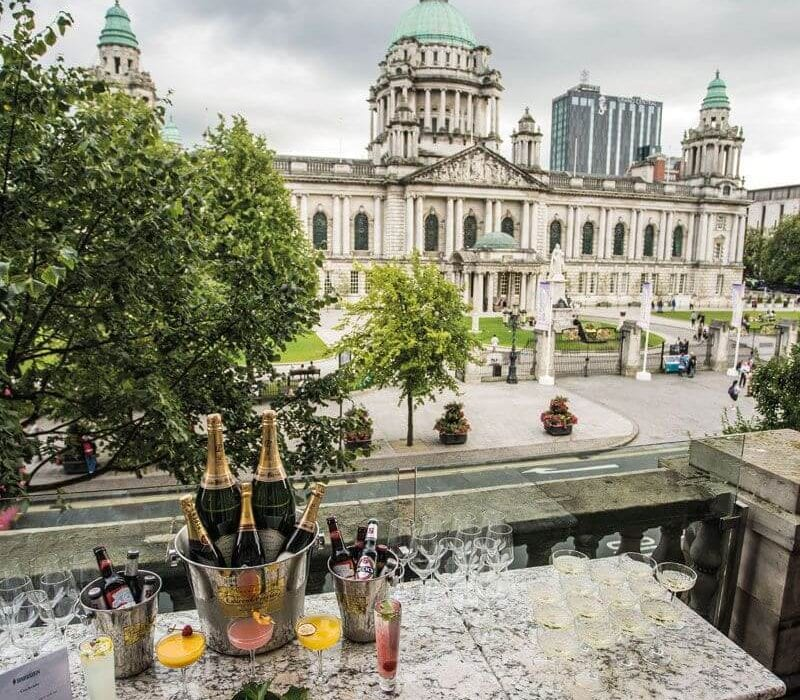Cafe Parisien Belfast