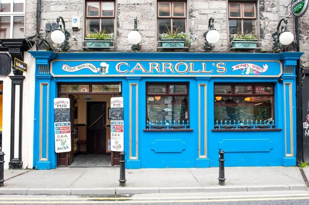 Carrolls Pub Galway
