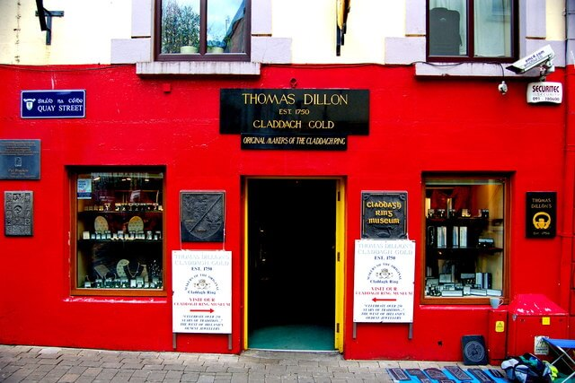Claddagh Museum Galway