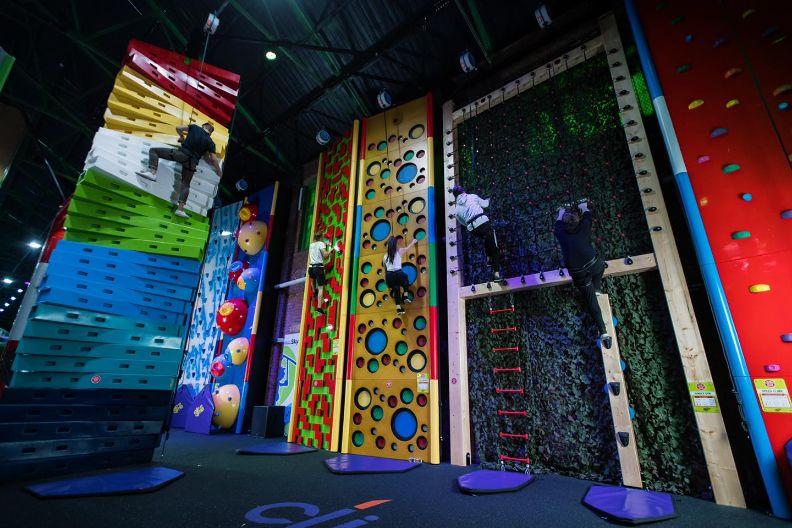 Clip n Climb Newcastle