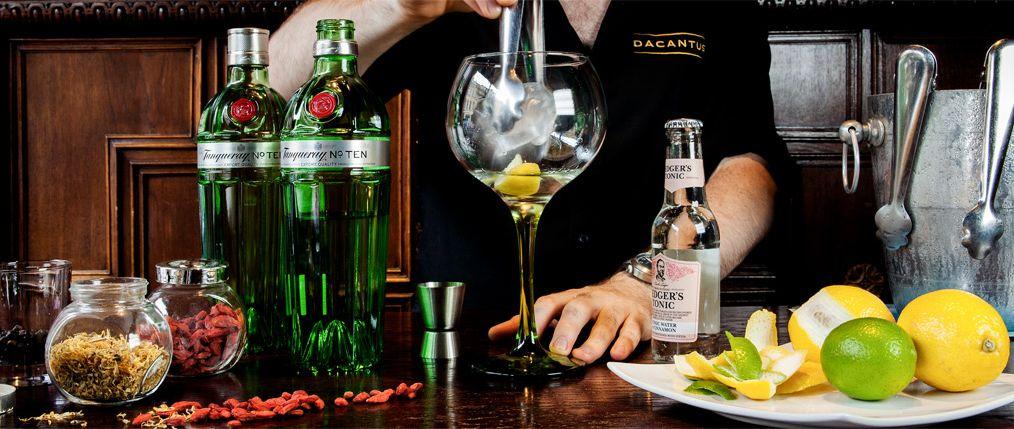 Dacantus Gin Lab Newcastle