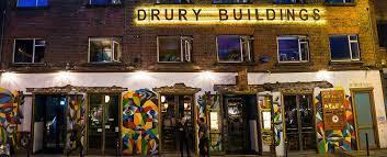 Drury Buildings, Dublin