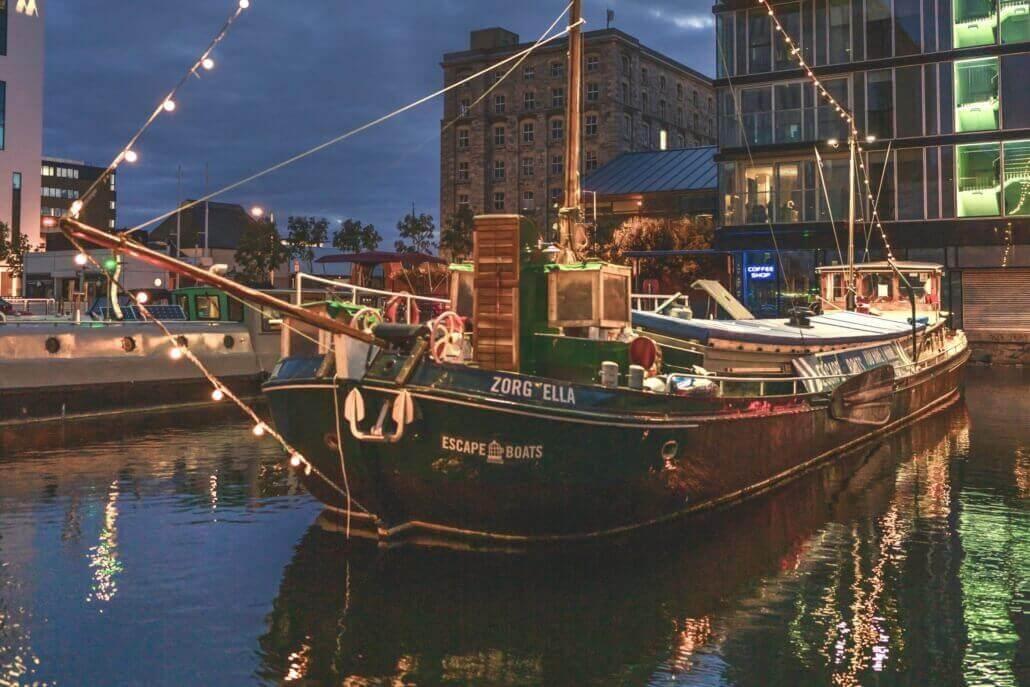 Escape Boats Dublin