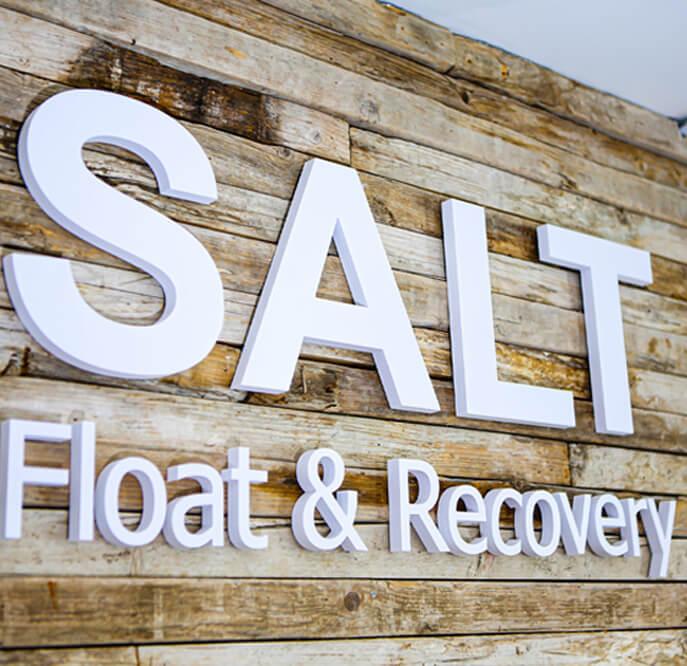 SALT Float tank Galway