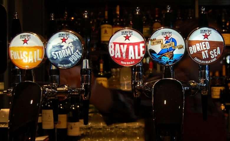 Galway beer tour