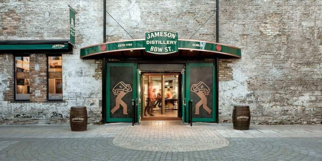 Jameson Distillery Bow Street Dublin