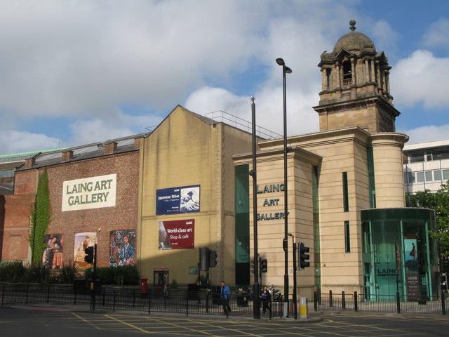 Laing Art Gallery Newcastle