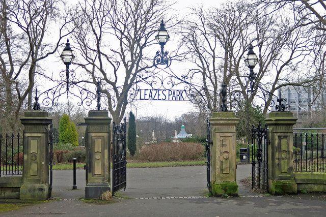 Leazes Park Newcastle