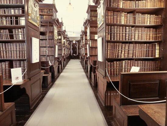Marshs Library Dublin