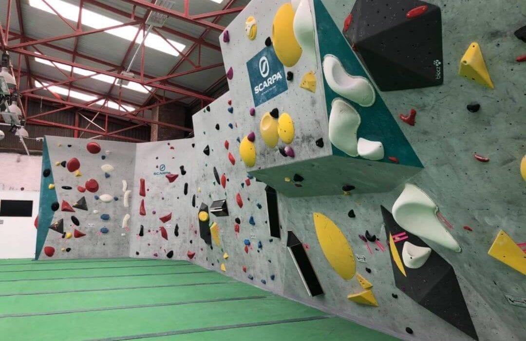 Newcastle Climbing Centre