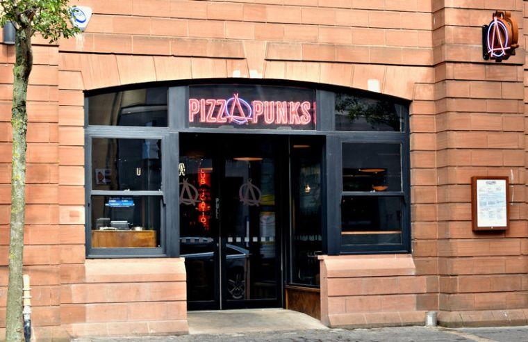 Pizza Punks Newcastle
