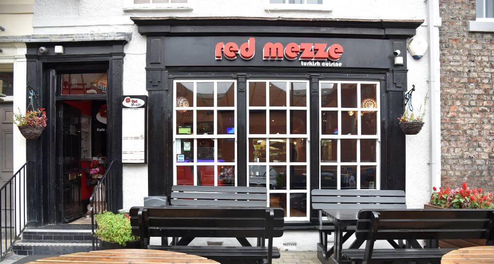 Red Mezze Newcastle