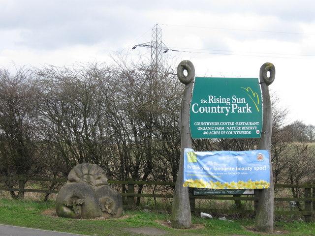 Rising Sun Country Park Newcastle