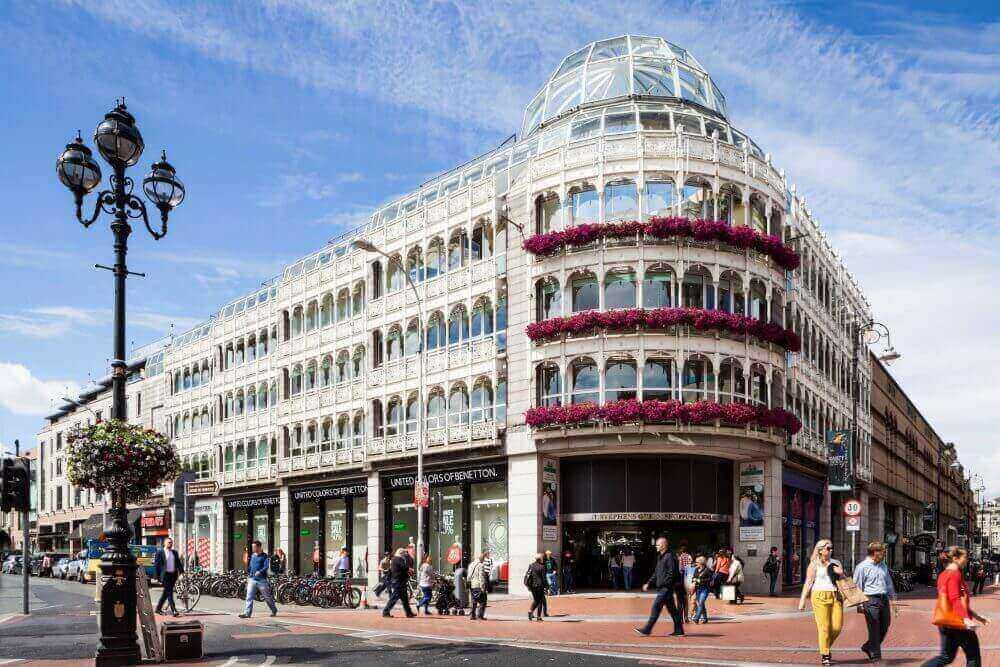 St. Stephen's Green Shopping Centre Dublin