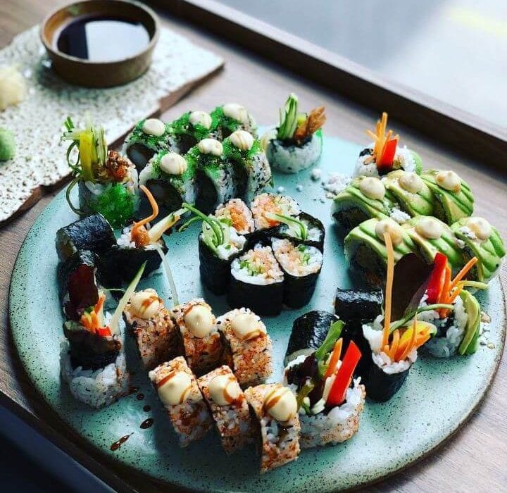 Sushi Me Rollin Newcastle