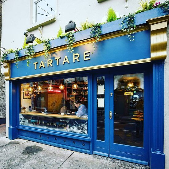 Tartare Cafe and Wine Bar
