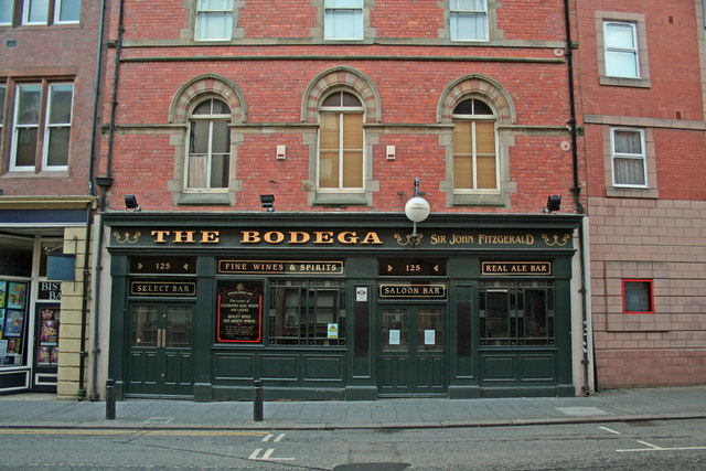 The Bodega Newcastle