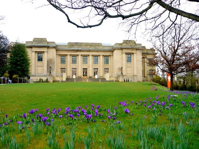 The Great North Museum Newcastle