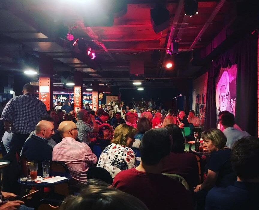 The Stand Comedy Club Newcastle
