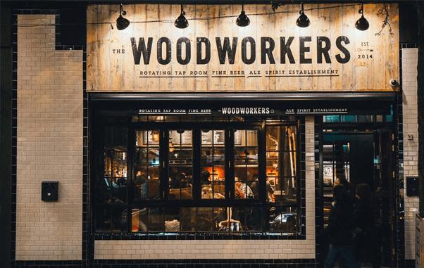 The Woodworkers Belfast
