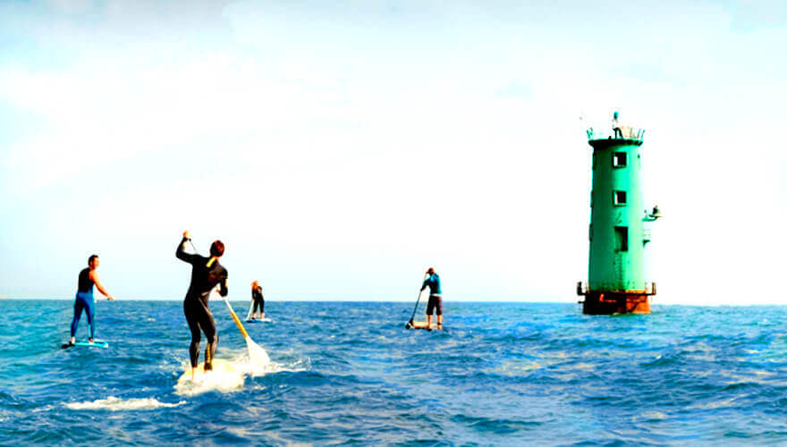 Try Water Sports at Bull Island