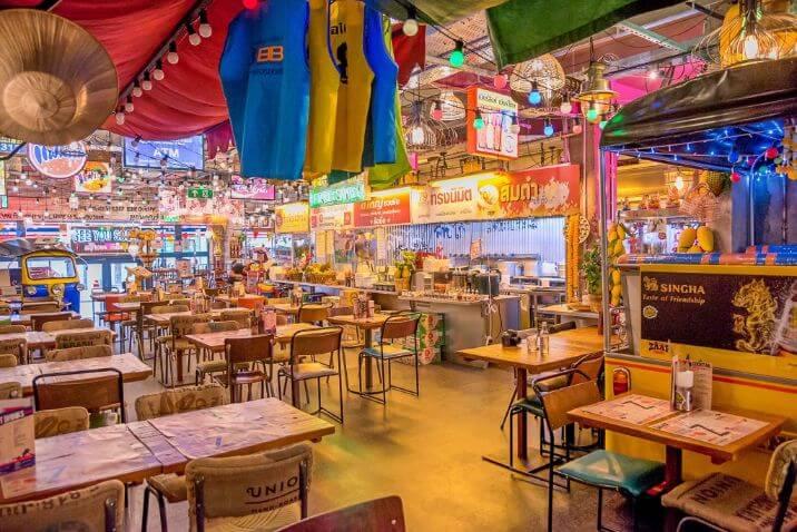 Zaap Thai Street Food Newcastle